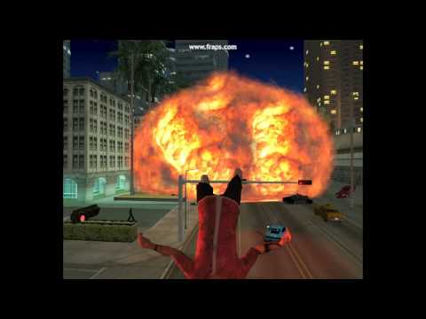 Project Fantasia - Nuke Explosion - New Effects for GTA San ... ������ �������� ��� gta san andreas