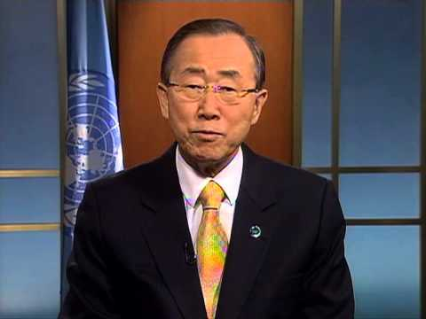 Сегодня в мире - Ban Ki-moon, UNESCO Event on Girl's Education, Human Rights Day 2012